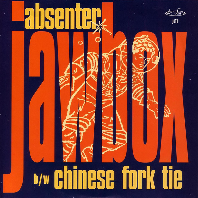 Absenter b/w Chinese Fork Tie