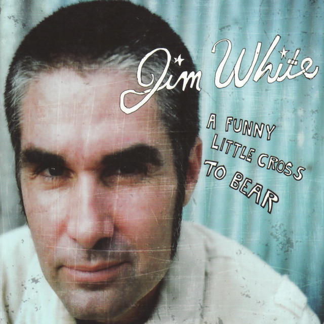 Jim White A Funny Little Cross to Bear - Live EP album cover