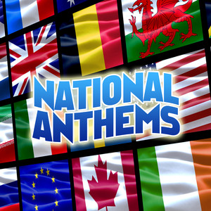National Anthems Albumcover