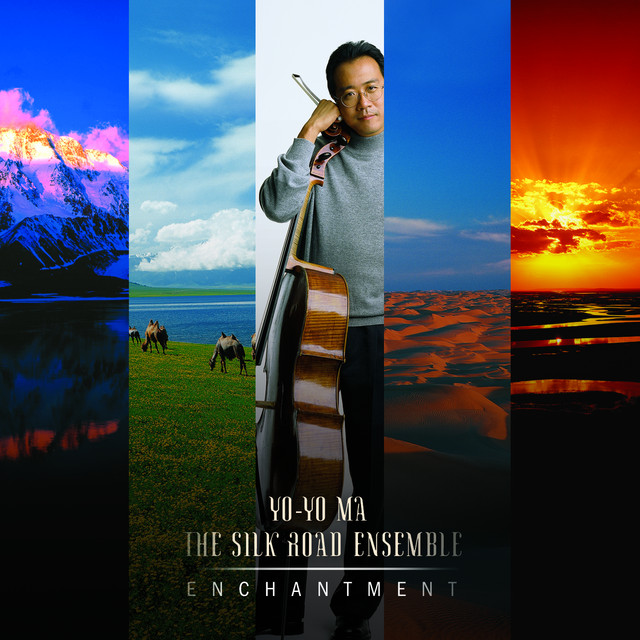 Enchantment Albumcover