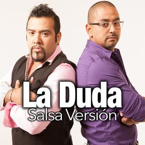 Album cover for La Duda by Miguel Angel Caballero
