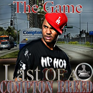 Mo Thugs Presents: The Game Last of a Compton Breed Albumcover
