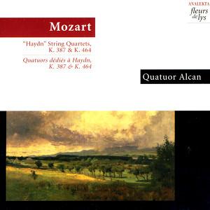 """Haydn"" String Quartets (Mozart) Albumcover"