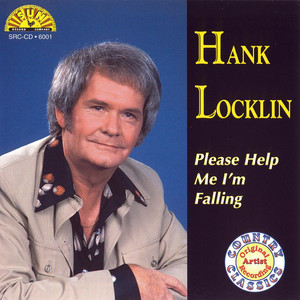 Hank Locklin Happy Journey cover