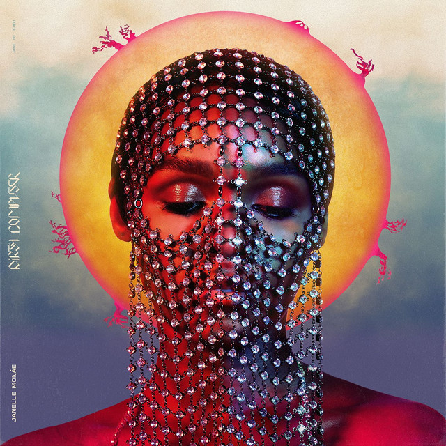 Album cover for Dirty Computer by Janelle Monáe