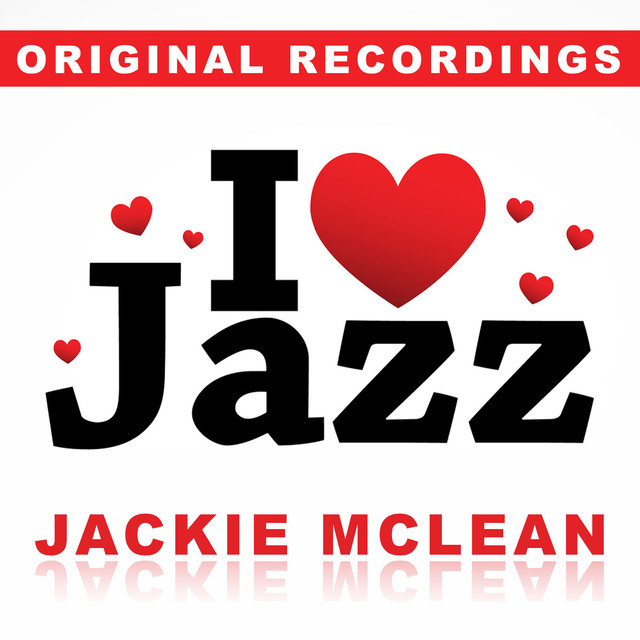 Jackie McLean I Love Jazz album cover