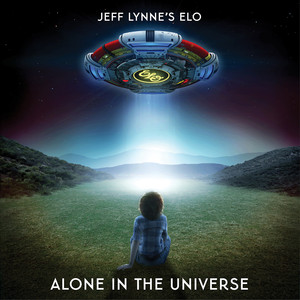 Jeff Lynne's ELO - Alone in the Universe Albumcover