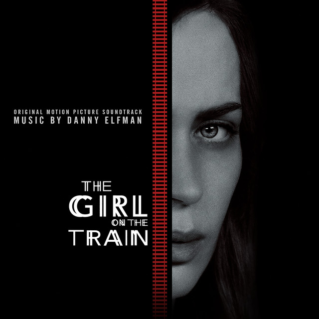 Album cover for The Girl on the Train (Original Motion Picture Soundtrack) by Danny Elfman