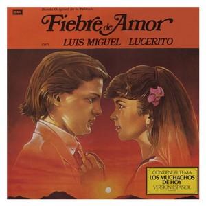 Fiebre De Amor Albumcover