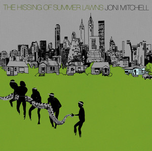 The Hissing of Summer Lawns album