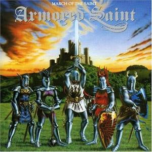 March of the Saint album