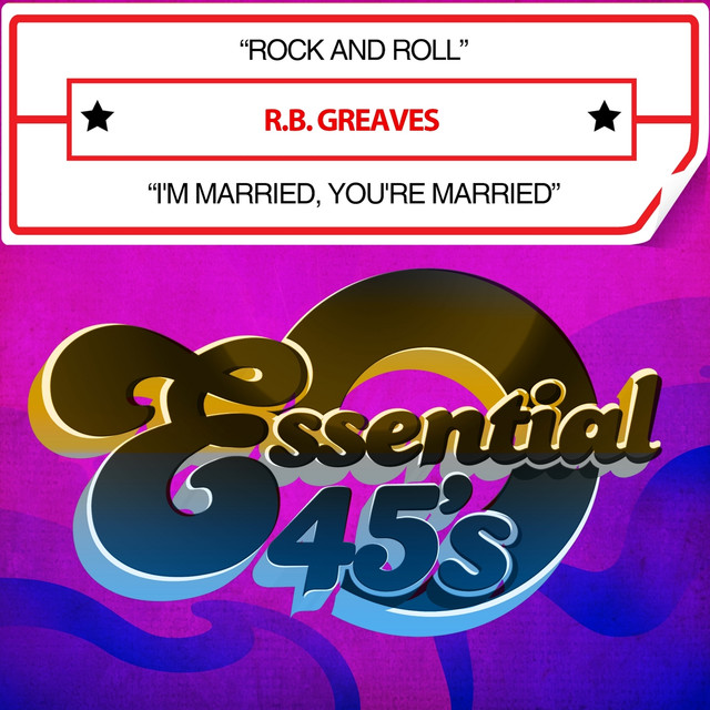 Rock and Roll / I'm Married, You're Married (Digital 45)