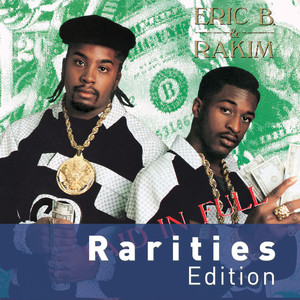 Eric B. & Rakim I Know You Got Soul - Dub Version cover