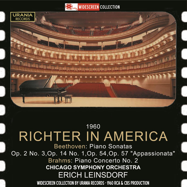 Richter in America (Live)