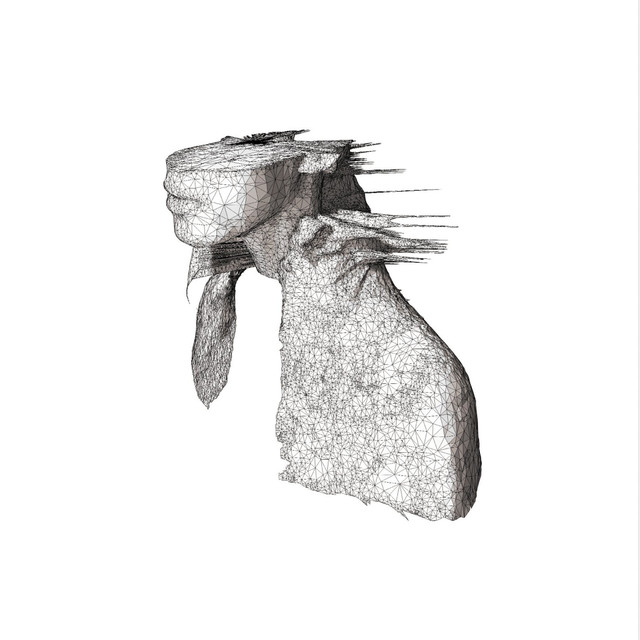 Coldplay A Rush of Blood to the Head album cover