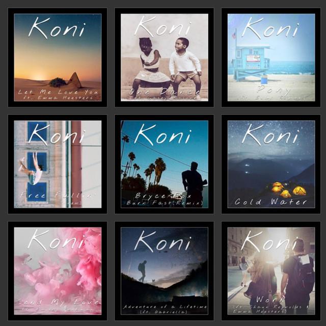 Koni - Instrumentals