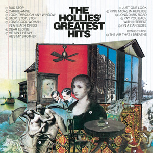 The Hollies' Greatest Hits album
