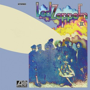 Led Zeppelin II (Remastered Deluxe Edition) Albumcover