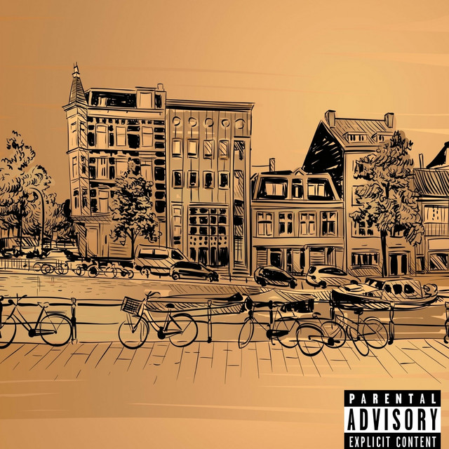 Album cover for Sketch Streets II by D J.Y.A.