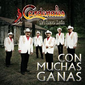 Con Muchas Ganas Albumcover