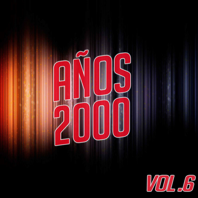Various Artists Años 2000 Vol.6 album cover
