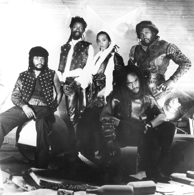 Black Uhuru, Sly & Robbie Shine Eye Gal cover