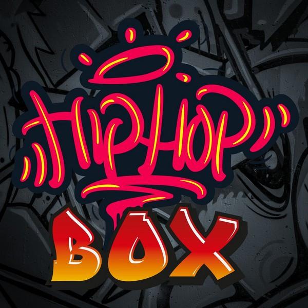 Various Artists Hip Hop Box album cover