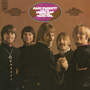 "Gary Puckett & The Union Gap Featuring ""Young Girl"" album"