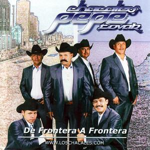 De Frontera A Frontera Albumcover