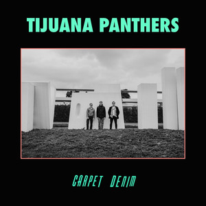 Album cover for Carpet Denim by Tijuana Panthers