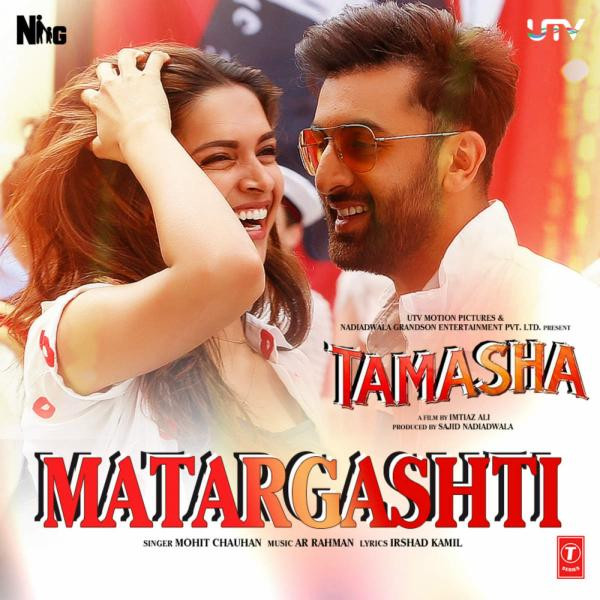 Matargashti Lyrics Pdf