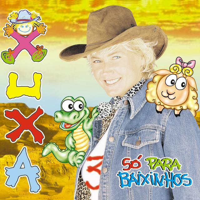Xuxa Só para Baixinhos Vol. 3 Albumcover