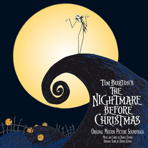 Paul Reubens, Danny Elfman, Catherine O'Hara Kidnap The Sandy Claws cover