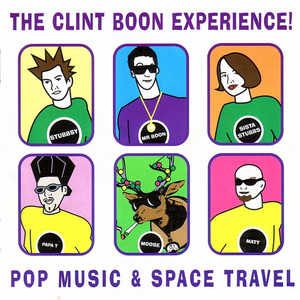 The Clint Boon Experience - You Can't Keep A Good Man Down