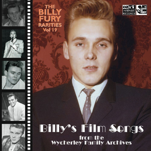 Rarities Volume 19 (Billy's Film Songs)