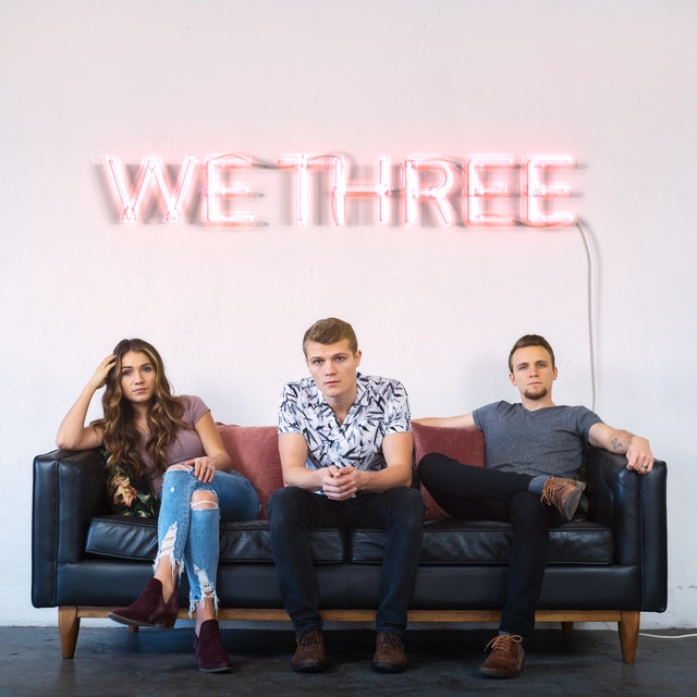 Album cover for We Three by We Three