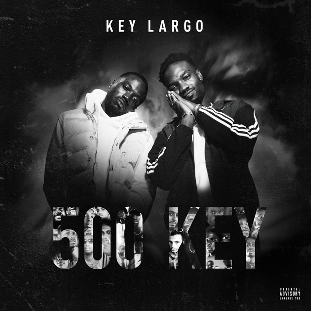 Album cover for 500 Key by Key Largo