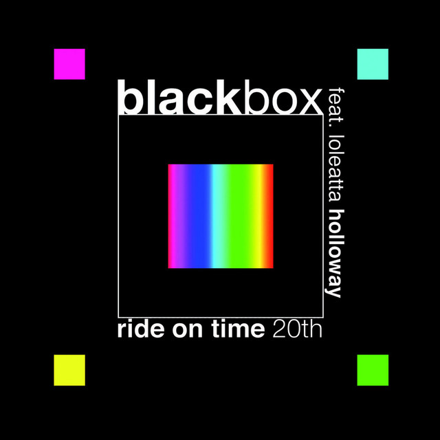 Ride on Time 20th
