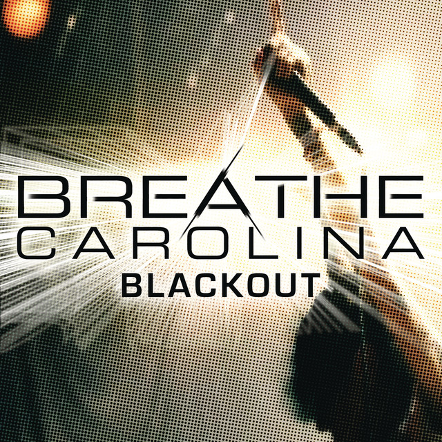 Breathe Carolina Blackout album cover