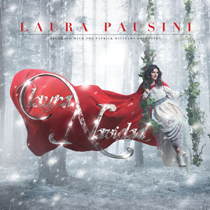 Laura Pausini Jingle Bell Rock (with the Patrick Williams Orchestra) cover