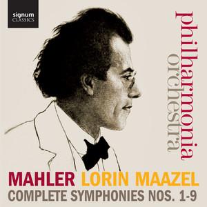 Mahler: Symphonies Nos. 1-9 album