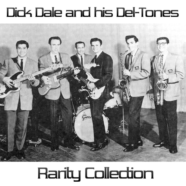 This brilliant dick dale and del really. happens