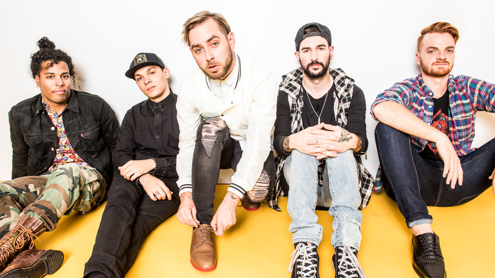 Issues tickets and 2018 tour dates