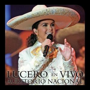 Lucero En Vivo Auditorio Nacional Albumcover