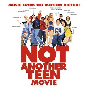 Music From The Motion Picture Not Another Teen Movie Albumcover