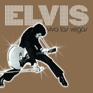 Elvis Viva Las Vegas Albumcover