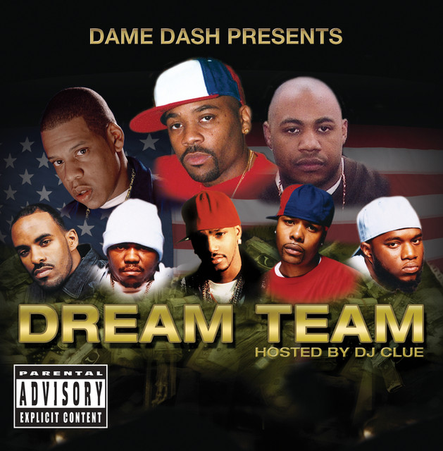 Various Artists Dame Dash Presents Paid In Full / Dream Team [Soundtrack (Explicit Version)] album cover