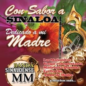 Con Sabor a Sinaloa Dedicado a Mi Madre Albumcover
