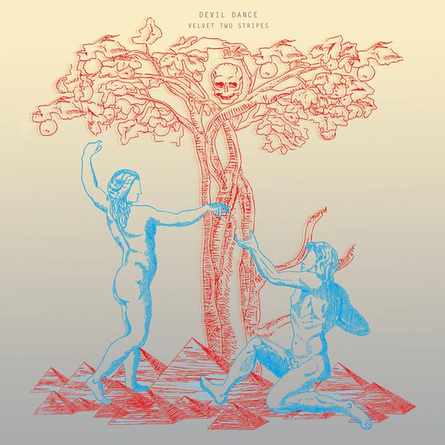 Album cover for Devil Dance by Velvet Two Stripes