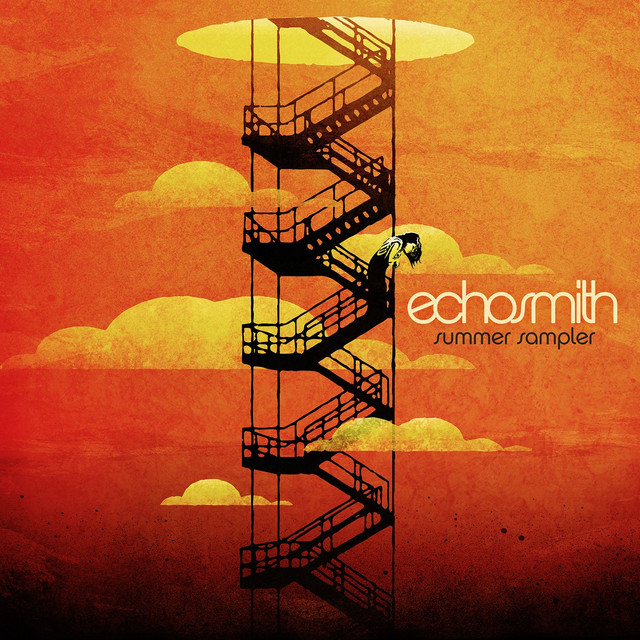 Echosmith Summer Sampler album cover